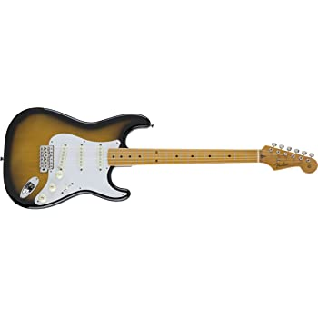 Fender エレキギター MIJ Traditional '50s Stratocaster® Maple 2-Color Sunburst