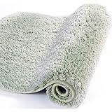 Walensee Large Bathroom Rug Extra Soft and Absorbent Shaggy Bathroom Mat Machine Washable Microfiber Bath Mat for Bathroom, N