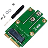 M.2 NGFF KEY B to Mini PCI-E Adapter for WWAN, CDMA,LTE, GPS card