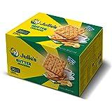 Julie's Butter Crackers, Butter, 900 g