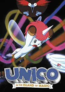 Unico in the Island of Magic [DVD] [Import]