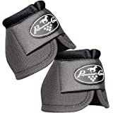 Professionals Choice Equine Ballistic Hoof Overreach Bell Boot, Pair