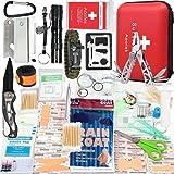 救急セット ポイズンリムーバー 災害グッズ 登山 アウトドア 旅行 自宅 救急箱 携帯、収納便利 268セット入り