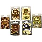 6 Pk Soy Wickless Candle Wax Bar Melts - Bakery Pack. Hot Apple Pie Buttered Gingerbread Pumpkin Spice Vanilla Velvet Blueber