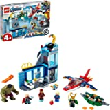 LEGO Super Heroes 76152 Avengers Wrath of Loki Building Kit (223 Pieces)