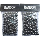 スリングショット 弾 玉 球 ボール パチンコ ゴム 8mm スチール 鉄【Randon】