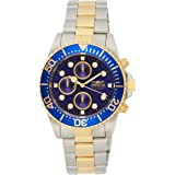 Invicta Men's 1773 Year-Round Analog Quartz Silver Watch