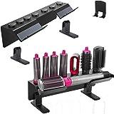 YILONG Desktop Stand for Airwrap Styler Curling Barrels Brushes, Hair Curling Wand Holder, Countertop Bracket Storage Rack on