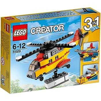 レゴ (LEGO) クリエイター カーゴヘリ 31029