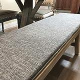 SHATOUYU Swing Bench Cushion, Indoor and Outdoor Cushions, Cushion pad Balcony, Dining Chair Cushion, Cushion Non-Slip mats Y