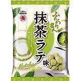越後製菓 ふんわり名人抹茶ラテ 35g ×10袋