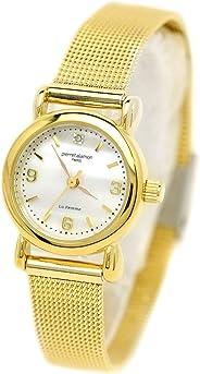 [ピエールタラモン] 腕時計 PT-7200L-1 ゴールド