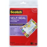 Scotch Glossy Document or Photo Laminating Pouch, 5 x 7 Inches, 5-Pack (PL905)