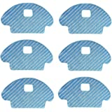 Mopping Pads Fit for DEEBOT OZMO 601 OZMO 930 Robotic Vacuums (Pack of 6, Not fit for DEEBOT 601)