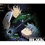 DARKER THAN BLACK Android(960×800)待ち受け 銀(イン),黒(ヘイ)