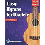 Easy Hymns for Ukulele: Book with Online Audio Access