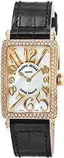 [フランクミュラー]FRANCK MULLER 腕時計 ロングアイランド ホワイトパール文字盤 902QZRELD MOP BLK 5N レディース 【並行輸入品】