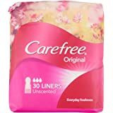 Carefree Liners Folded & Wrapped 30