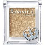 Rimmel (リンメル) プリズム パウダーアイカラー CP 101 ゴールドフレークショコラ アイシャドウ 1.5g