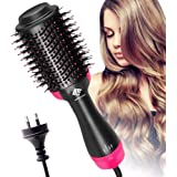 AUSELECT Hair Dryer Brush, Hot Air Brush One Step Hair Dryer & Volumizer Hair Dryer Brush