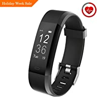 Muzili Fitness Tracker YG3 Plus Activity Tracker with Heart Rate Monitor Calorie Counter Step Counter Sleep Monitor...