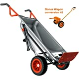 WORX WG050 Aerocart 8-in-1 All Purpose Wheelbarrow