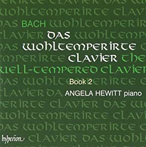 Well Tempered Clavier Book 2