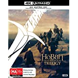 Hobbit Trilogy Theat + Ext (4K Ultra HD + Blu-ray)