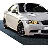 Car Garage Floor Mat, Water Absorbing and Oil Spill Containment Garage Mats for Floor Keep Your Floor Clean and Safe, Anti Sl