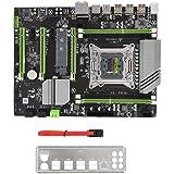 LGA2011 DDR3 X79Tデスクトップメインボード コンピューターマザーボード コンピューターデスクトップマザーボードメインボード NVME PCIEx4チャネルデュアルUSB3.0 4GB / s