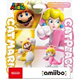 amiibo Cat Mario & Cat Peach Double Pack - Nintendo Switch