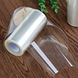 GWHOLE 15CM x 10M Clear Cake Collar Cake Rolls Baking Mousse Surrounding Edge Packaging Wrapping Tape Acetate Rolls Clear Cak