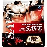 SAVE プロテイン やみつきチョコ風味 5kg 美味しいWPC ホエイプロテイン 乳酸菌・バイオペリン・エンザミン酵素配合