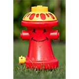Matty's Toy Stop Henry The Hydrant Water Sprinkler for Kids, Attaches to Standard Garden Hose & Sprays Up to 3m High & 4.9m W