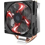 COOLERMASTER T400i TDP130W CPUクーラー 120mm PWM 600~1600rpm intel CPU LGA 2066 2011-V3 2011 1366 115x 775 系 対応 CPUFAN オーディオファン