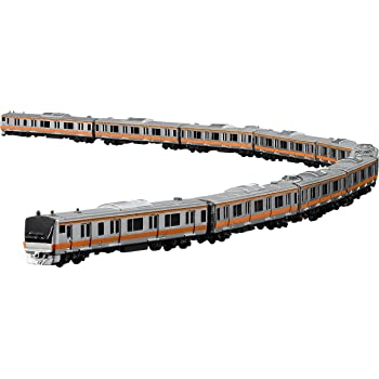 figma E233系電車 中央快速線 ノンスケール ABS&PVC製 塗装済み可動フィギュア