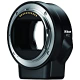 Nikon Z Series FTZ Mount Adapter, Black