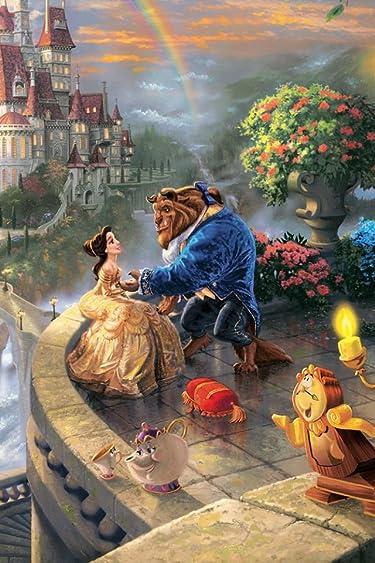 ディズニー  iPhone/Androidスマホ壁紙(640×960)-13 - 美女と野獣