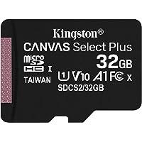 キングストン microSD 32GB 最大100MB/s UHS-I V10 A1 Nintendo Switch動作…
