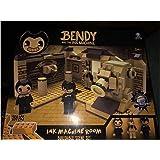 Basic Fun 16720 Bendy Scene Set