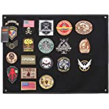 Excellent Elite Spanker Patchs Display Board Foldable Military Patch Holder Panel