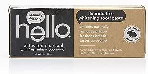 【 自宅で歯のホワイトニング 】 活性炭歯磨きペースト 100% オーガニック 歯を白くし虫歯も防ぐ 男女兼用 オーラルケア( 口臭防止)にも 4oz 116ml (1本)