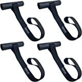 FishYuan Quick Loops - Fast Kayak and Canoe Tie Down Anchor Straps for Car Hoods and Trunks
