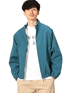 Oxford Nylon Harrington Jacket 1225-139-8313: Kelly