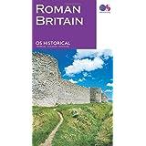 Roman Britain (Historical Map Guide)