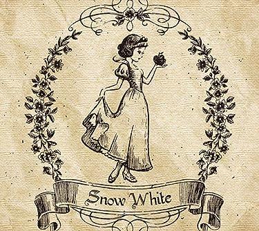 ディズニー  iPhone/Androidスマホ壁紙(960×854)-1 - 白雪姫