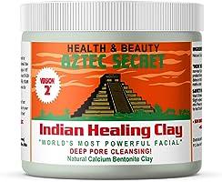 Aztec Secret - Indian Healing Clay - Deep Pore Cleansing Facial & Healing Body Mask - The Original 100% Natural Calcium...