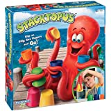 Stacktopus--Slip on Silly Sea Fingers and Go!--Kids Game