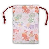 京都藝美堂 西陣織 金襴 御朱印帳入れ 巾着 日本製