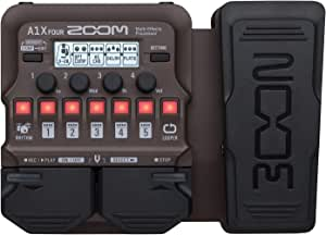ZOOM ズーム マルチエフェクター マルチエフェクトプロセッサー A1X FOUR